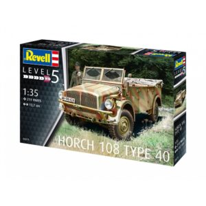 Revell Horch 108 Type 40 1:35 1/4