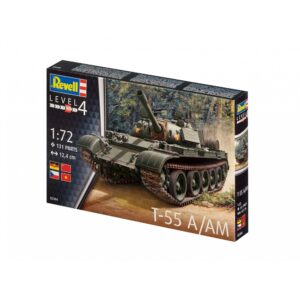 Revell T-55 A/AM 1:72 1/4